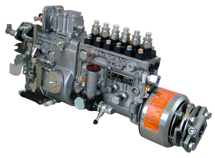 mechanical pump for heavy